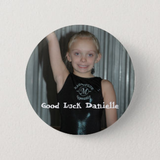 Goed Geluk Danielle Ronde Button 5,7 Cm