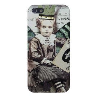 Goed om iPhone 5 te zijn van de Koningin Glanzend  iPhone 5 Hoesje