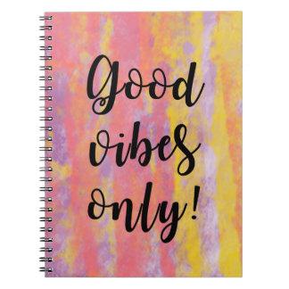 Goed slechts Dagboek Vibes Notitieboek