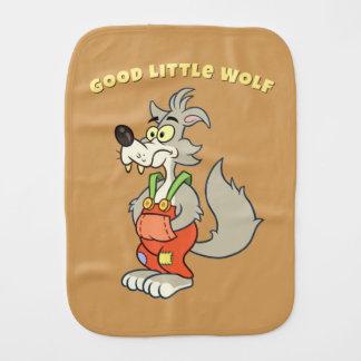 Goed Weinig Doek van de Oprisping van de Wolf Baby Spuugdoekjes