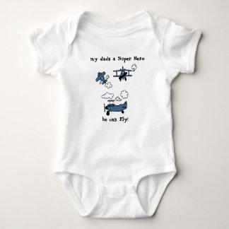 Goede Bodysuit van het Baby van de Held van de