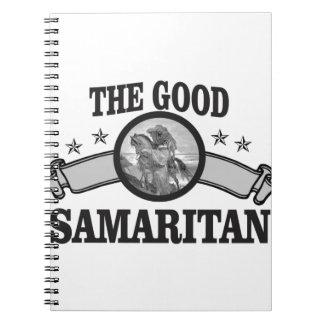 goede de kunstbijbel van de Samaritaan Notitieboek