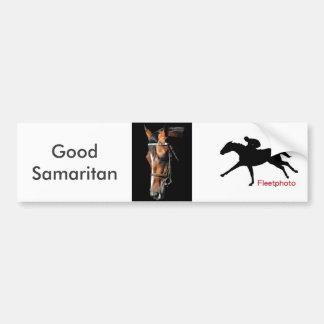 Goede Samaritaan Bumpersticker