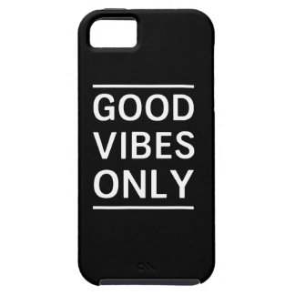 Goede slechts Vibes Tough iPhone 5 Hoesje