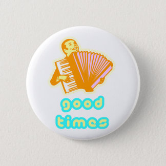 goede tijden ronde button 5,7 cm