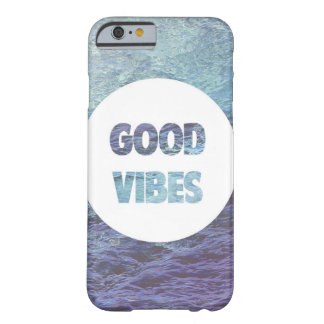 Goede Vibes Barely There iPhone 6 Hoesje