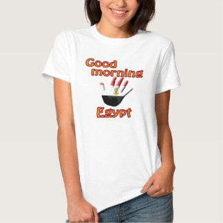 Goedendag Egypte Tshirt