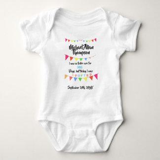 Goedgekeurd van bevorder Zorg - het Overhemd van Romper