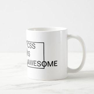 Goedkope CSS is GEWELDIGE MOK