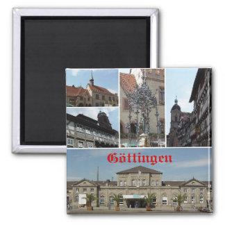 Goettingen2, Göttingen Vierkante Magneet