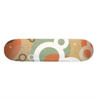 Gogo - Retro Stedelijk Abstract Skateboard