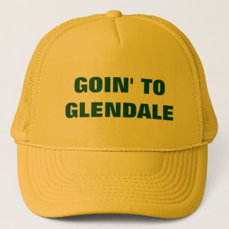 GOIN AAN GLENDALE TRUCKER PET