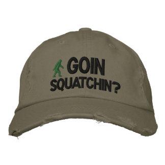 GoIn Squatchin? Geborduurde Pet