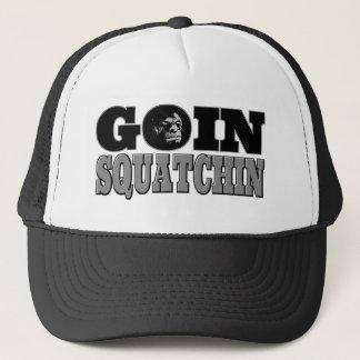 Goin Squatchin Trucker Pet