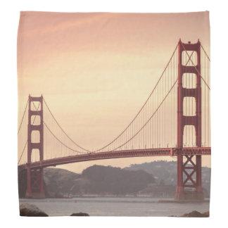 Golden gate bridge San Francisco Californië Bandana