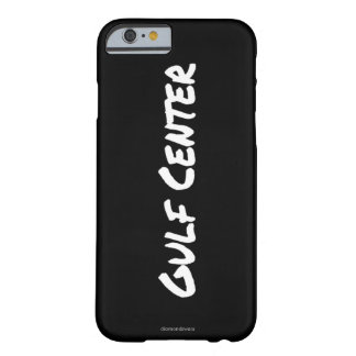 golf centrum barely there iPhone 6 hoesje