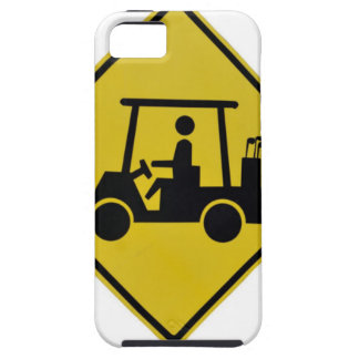 golf-kruisen-teken tough iPhone 5 hoesje