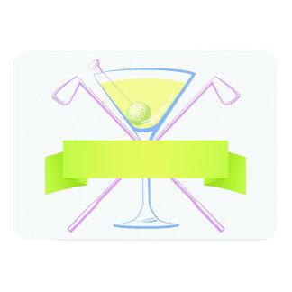 Golf Martini Kaart