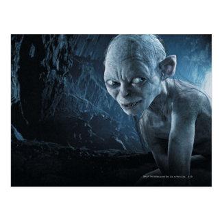 Gollum in Hol Briefkaart