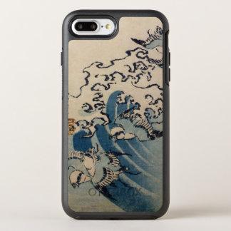 Golven en Vogels, c.1825 OtterBox Symmetry iPhone 8 Plus / 7 Plus Hoesje