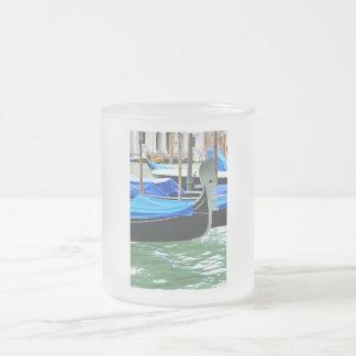 Gondel in Venetië, Italië Matglas Koffiemok