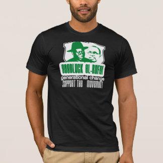 goodluck Jonathan en Grrufai T Shirt