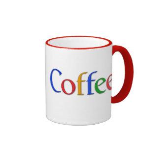 """""""google"""" koffiemok koffie beker"""