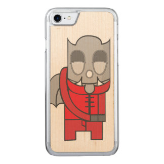 Gooi Weinig Duivel Carved iPhone 8/7 Hoesje