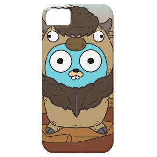 Gopher van buffels in Woestijn Barely There iPhone 5 Hoesje
