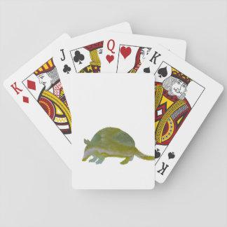 Gordeldier Pokerkaarten