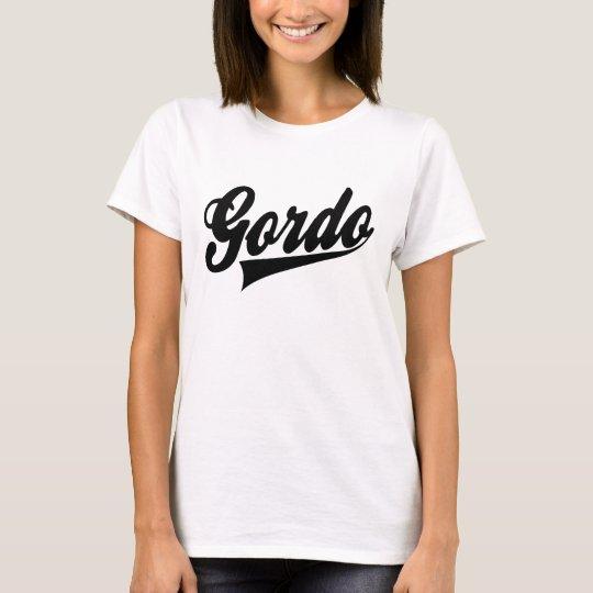 Gordo T Shirt