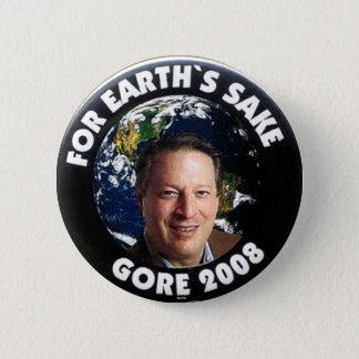 Gore 2008 - Knoop Ronde Button 5,7 Cm