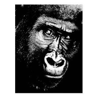 Gorilla Briefkaart