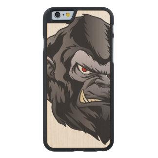gorilla hoofdillustratie