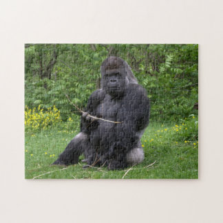 Gorilla Legpuzzel