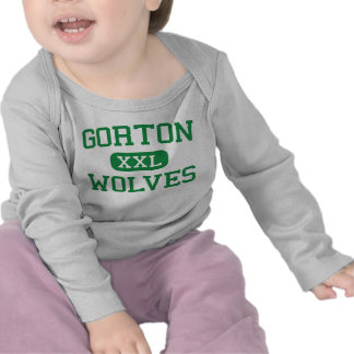 Gorton - Wolven - Middelbare school - Yonkers New T-shirt