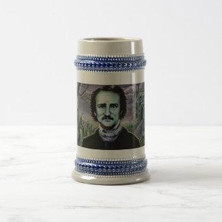 Gotisch Edgar Allan Poe Bierpul