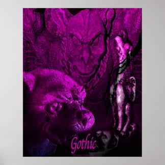 Gotisch Poster