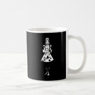 Gotische Alice Koffiemok