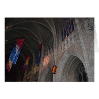 Gotische de notakaart van de Heropleving Kaart
