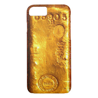 Gouden Bar iPhone 7 Hoesje