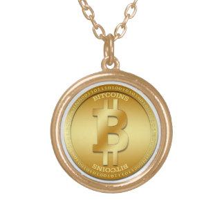 Gouden beëindig Bitcoin om Ketting eZaZZleMan.com