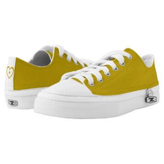 Gouden BG & Gouden Hart + Lage Hoogste Schoenen