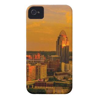 Gouden Cincinnati iPhone 4 Hoesje