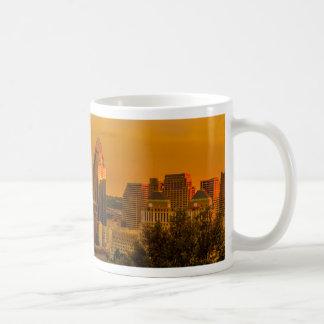 Gouden Cincinnati Koffiemok