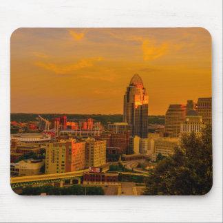 Gouden Cincinnati Muismatten