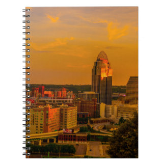 Gouden Cincinnati Notitieboek