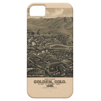 Gouden Colorado 1882 Barely There iPhone 5 Hoesje