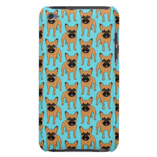 Gouden Fawn Frenchie iPod Touch Hoesje