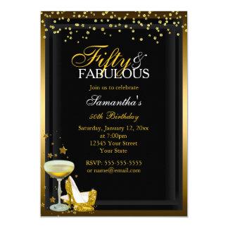 Gouden Fonkeling 50 & de Fabelachtige Uitnodiging